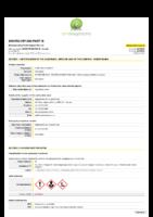 Enviro HP1200 Part B – SDS