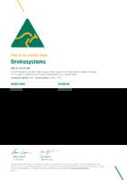 Enviro 250 NS – Australian Made Certificate
