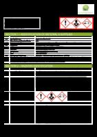 Enviro Cemflex Part B – SDS