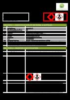 Enviro Gel 145 – SDS