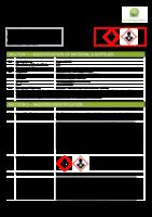 Enviro Gel 165 – SDS