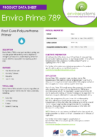 Enviro Prime 789 – Product Data Sheet