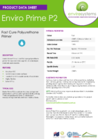 Enviro Prime P2 – Product Data Sheet