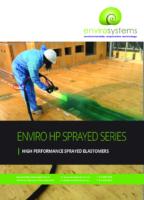 Enviro HP Sprayed Series