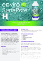 Enviro SurfaPore H – Product Data Sheet