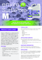 Enviro SurfaPore M – Product Data Sheet