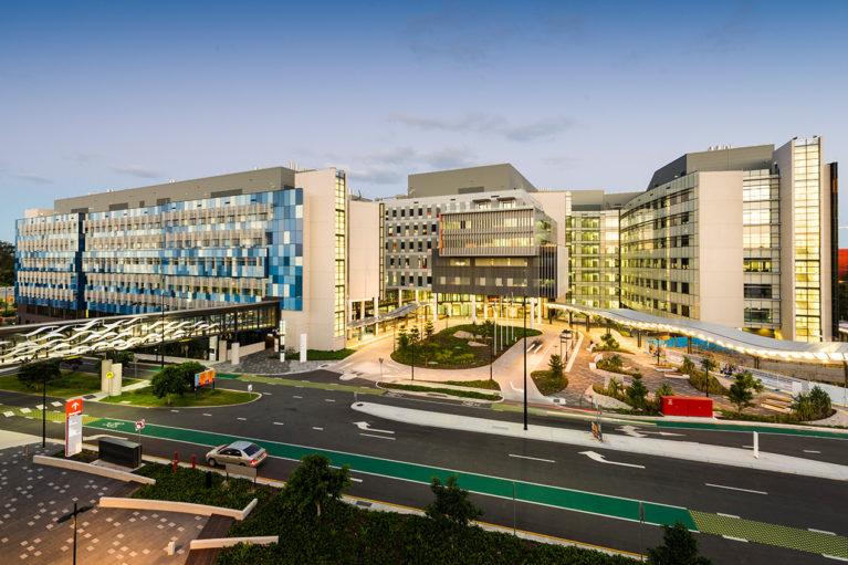 gold coast university hospital envirosystems 1