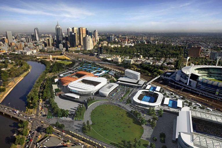melbourne park redevelopment envirosystems 1