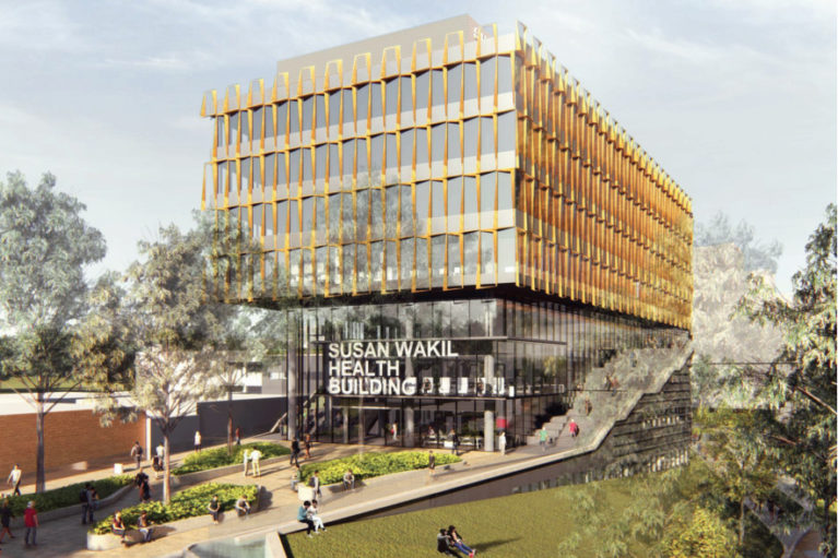 susan wakil health building univeristy of sydney envirosystems projects 1